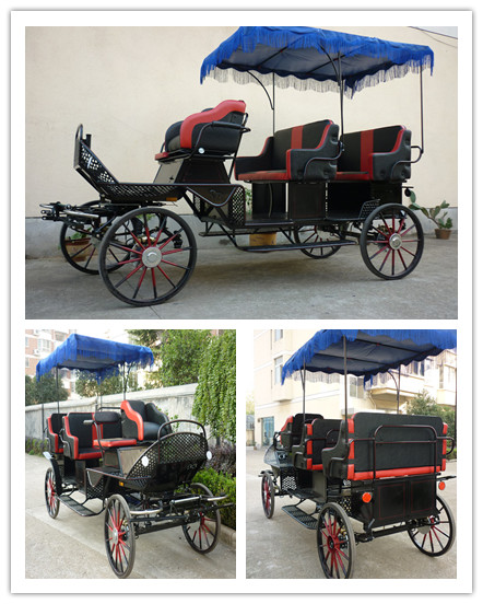 Jinhua Beite Marathon Horse Carriage/ Horse Cart