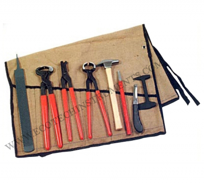 Farrier Hoof set